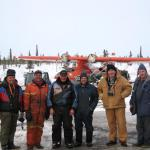 The Inuvik, NT Canso Crew, the Six Farmers From Fairview